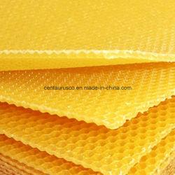 100% صارّة أصفر عسل مشط أساس مع [هيغقوليتي]