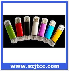 Heißer verkaufenSmartphone USB-Blitz-Antrieb, greller Antrieb USB-2.0, Handy USB-Blitz-Antrieb (KF-04)