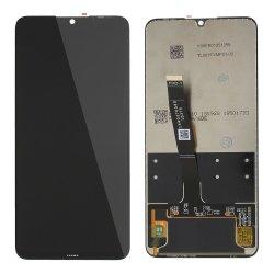 O OEM do visor LCD e o conjunto de digitalização parte para a Huawei P30 Lite- preto
