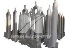 W Type Radiant Tube par coulée centrifuge avec l'acier inoxydable