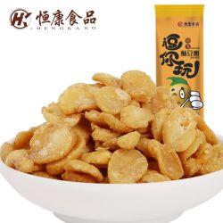 Comida enlatada Óleo Vegetal Fried Bean ampla nutrição saudável Snacks Favas