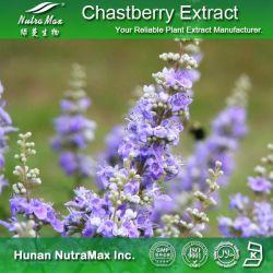 100% натуральные священного Blackberry извлечения Vitexin порошка (5%, 5%, Agnuside Flavones 0,5% примерно на 2%)