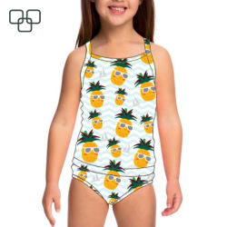 수영복과 수영복 유아 입욕이 Eco-Friendly 아기에 의하여 농담을 한다