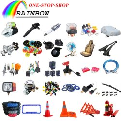 Fabrik-Preis-Selbstauto-Teil-Hupe/Relais/Funken-Stecker/Starter/Lampe/Birne/Schalter/versandende Auflage/Ventilator/Schleppseil-Seil/Verkehrs-Kegel/Deckel-/Sicherheitsgurt-/Wischer-/Lizenz-Rahmen/Dach-Zahnstange