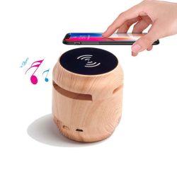 تصميم جديدة خشبيّة حبّة لاسلكيّة يحمّل [بلوتووث] المتحدث