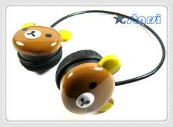 Auriculares inalámbricos de la tarjeta SD Reproductor de MP3