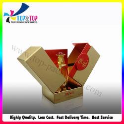 特別なデザイン贅沢な香水のための熱い印刷紙ボックス
