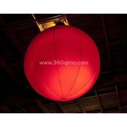 Personalizar la entrega de globos de luz LED de inflables, cono cuernos luminosos de las decoraciones de Navidad Yard /Street/bodas/Etapa Il003