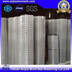 Anjiaの工場からのSGSとの溶接ワイヤの網そして1インチの後で電流を通される熱いすくい