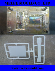 Outils en plastique pour la famille avec 1+1 la cavité du moule (moule mêlée-429)