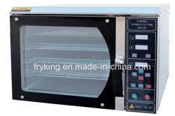 Elevadores eléctricos de controlo digital comercial a circulação de ar quente de forno de convecção