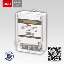 Fabrico CNC Kw Contador eléctrico