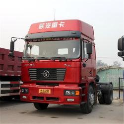 Roues Shacman 6 4X2 336HP Camion Camion remorque du tracteur