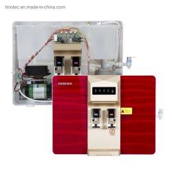 O sistema de filtro de água com luz de desinfecção UV para derrotar os germes purificador de água/Cântaro