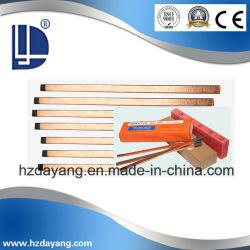 B5512 Carbono manipulación Rectangular Arco varilla electrodo/