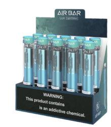 Lápiz de Vape Bar Lux vaporizador de aire E-cigarrillo Puff Flex