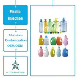 주문을 받아서 만들어진 플라스틱 제품 약 병 액체 콘테이너 장식용 플라스틱 병 사출 성형