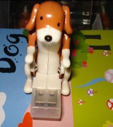 Cão Humping USB