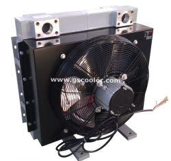 AluminiumOil Cooler mit Hydraulic Motor