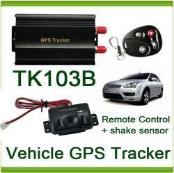 Voiture GPS GPS tracker103A, GPS103b contrôleur distant GSM GPRS Serveur Web de suivi basé sur GPS