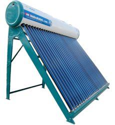 Non pression chauffe-eau solaire compact adapté pour le Chili