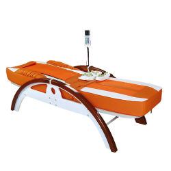 Rollen-Höhen-vorgeschriebene automatische Jade-hölzerner Luxuxmassage-Tisch