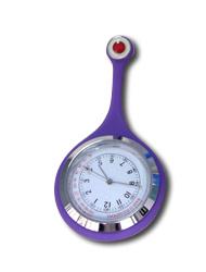Op maat gemaakt verpleegkundig horloge met pin voor medisch gebruik (NW-002)