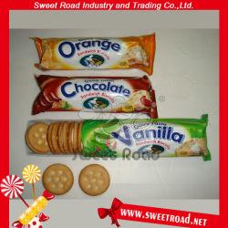 Vanilla/Orange/Chocolate het Koekje van de Sandwich