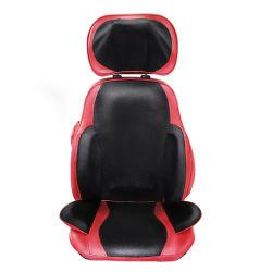Elektrisches 3D Shiatsu knetendes Stutzen-Rückseiten-und Hinterteil-Massage-Luxuxkissen für Stuhl mit Heizschläuchen