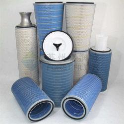 Forst Zellulose-Papier-Luft-Filtration-Kassette