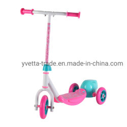 3 Bolha Roda Scooter de crianças com padrão europeu Marcação e patente (ENQUANTO ISSO-BS020)