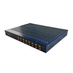 16 منفذًا 512 SIM SMS Gateway/4G SMS Modem Pool لـ إرسال رسائل SMS & Voice مجمعة