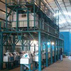 80La DPT moulin à farine de blé dur blé dur des mécanismes de la Chine fournisseur (80t)