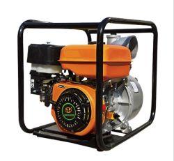 """Agricultura 4"""", a bomba de sucção da bomba de água, bomba de irrigação com forte potência do motor a gasolina"""