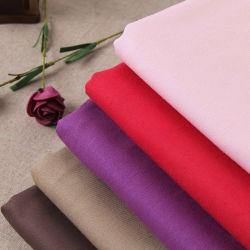 Meilleur prix 98% coton 2% élasthanne tissu à armure sergé Stretch Spandex