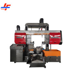 Gzk600 Cruz Personalizada Totalmente Automática da banda de corte vertical máquina de corte