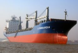 Navire porte-conteneurs modèle de la construction navale 51000t (2650TEU) de la Chine