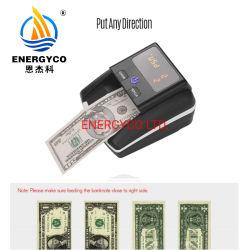 Dólar Euro dinheiro dinheiro inteligente Detector de Moeda