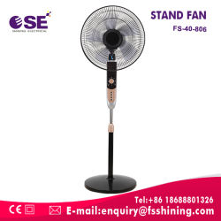 """De Ventilator van het voetstuk met Regelbare Hoogte 16 """" Duim (fs-40-806)"""