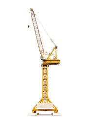 12 тонн Luffing башни крана тяжелого строительного оборудования