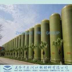 Fabricante de tanque de plástico reforzado con fibra de alta calidad