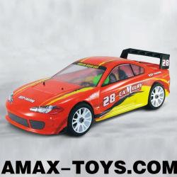 Gc-94766 Vergasermotor auf Straßen-Auto Toy1: 7 Benzin-Radiosteuerautos der Schuppen-4WD
