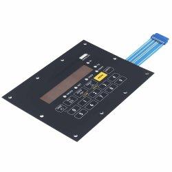 Для изготовителей оборудования на ощупь гибкая мембранный переключатель технологии клавиатура сенсорного экрана