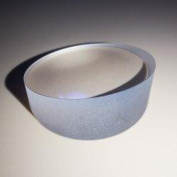 Prisma de cuña de vidrio óptico personalizado Bk7 de Yutai