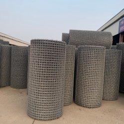 Hierro galvanizado de Malla de Alambre engarzado/ mm cable de 1,4 mm-3.8de Malla de Alambre engarzado
