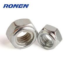 Alloy Metal Insert Locknuts Bearing Locknut Km 08 Inc-Legierungs-Nocken-Gegenmutter-Kegel-Gegenmutter