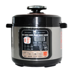5L Stainless Steel Home Appliance Electric Pressure Cooker