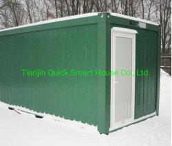 Un simple montaje de la casa contenedor Modular moderno / Residencial / Casas Móviles prefabricadas