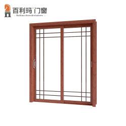 De Schuifdeur van de Legering van het aluminium voor Keuken met de Verdeling van het Glas