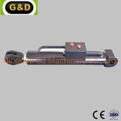 Cilindro pneumático do Cilindro Hidráulico da Válvula pneumática